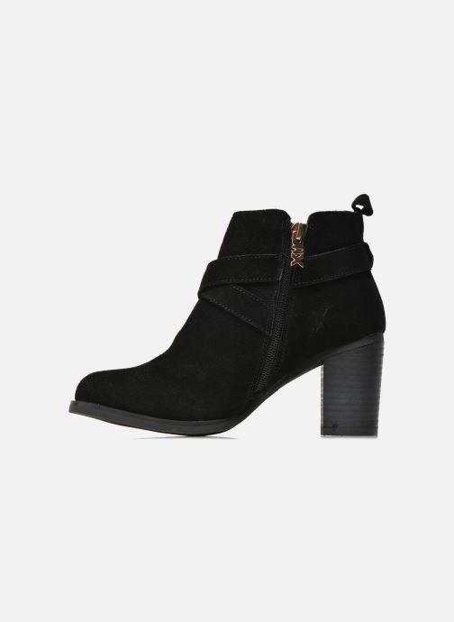 Bottines et boots Xti Bacardo Noir vue face