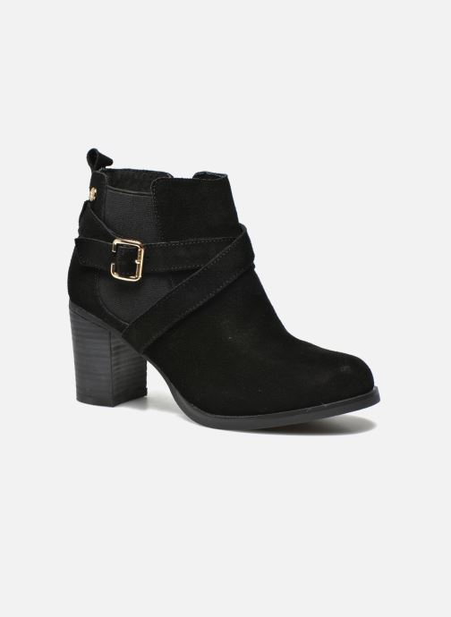 Bottines et boots Xti Bacardo Noir vue détail/paire
