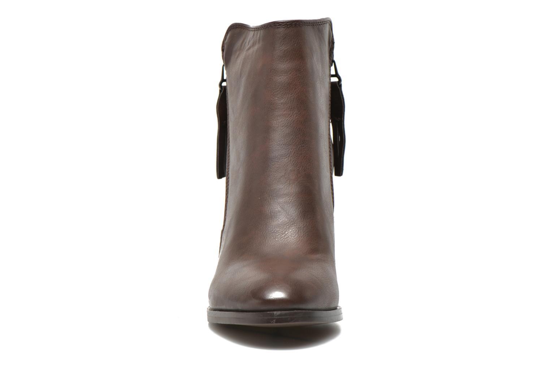 Bottines et boots Xti Maho Marron vue portées chaussures