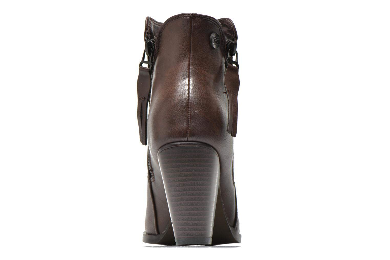 Bottines et boots Xti Maho Marron vue droite