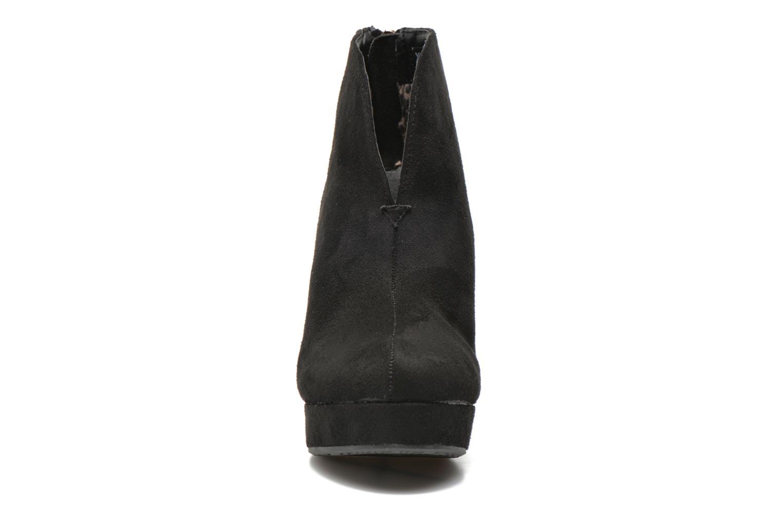 Bottines et boots Xti Hulopo Noir vue portées chaussures