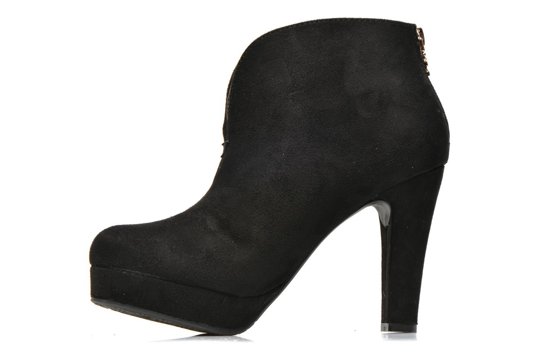 Bottines et boots Xti Hulopo Noir vue face