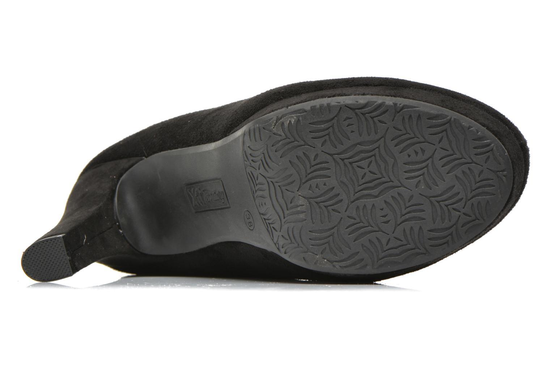 Bottines et boots Xti Hulopo Noir vue haut