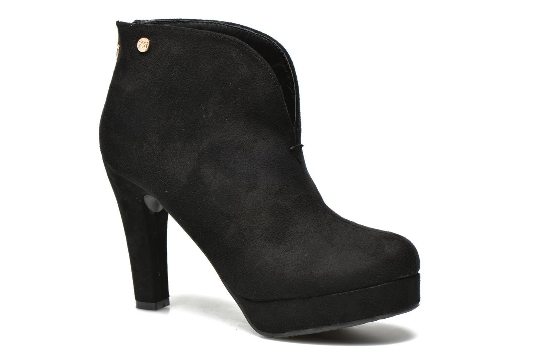 Bottines et boots Xti Hulopo Noir vue détail/paire