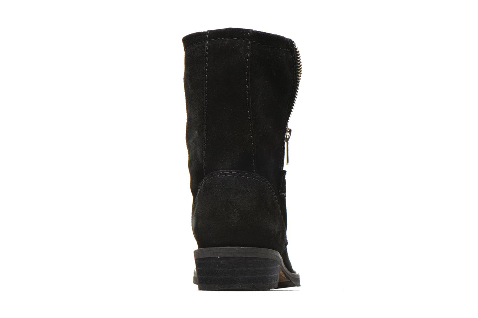 Ankle boots Jonak Ophelai Black view from the right