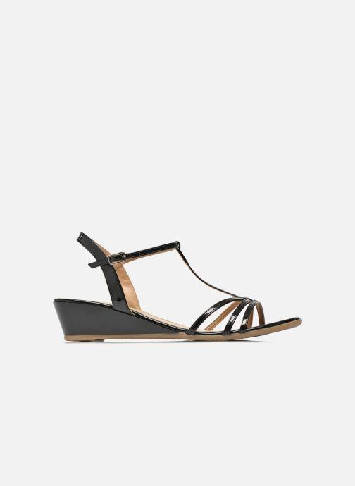 Sandales et nu-pieds Jonak ROZIE 7536 Noir vue derrière