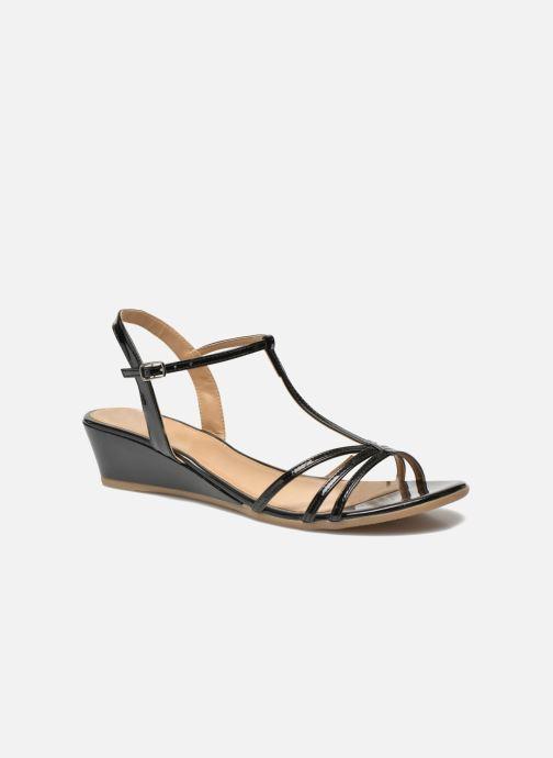 Sandales et nu-pieds Jonak ROZIE 7536 Noir vue détail/paire