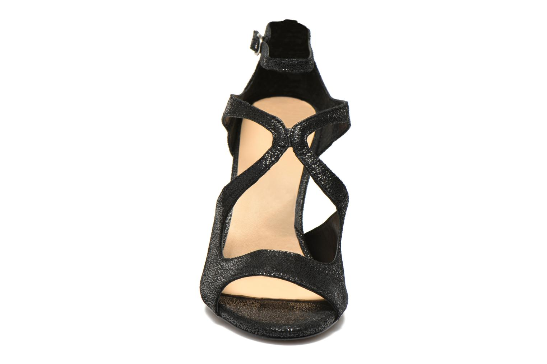 Sandales et nu-pieds Jonak Lysa Noir vue portées chaussures