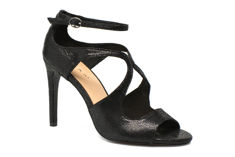 Sandales et nu-pieds Jonak Lysa Noir vue détail/paire