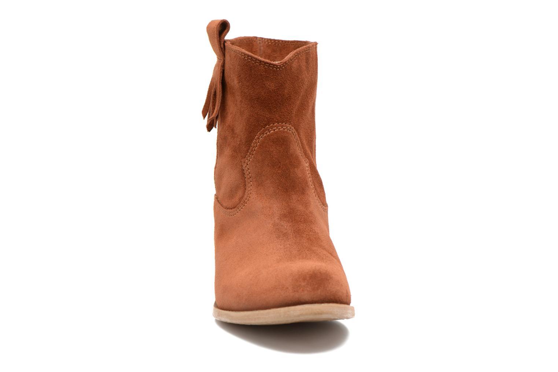 Bottines et boots Tamaris Selina Marron vue portées chaussures
