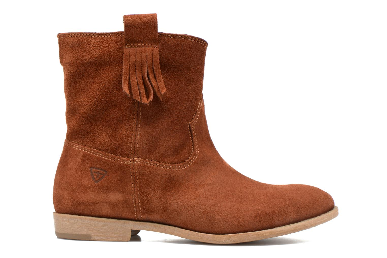 Bottines et boots Tamaris Selina Marron vue derrière