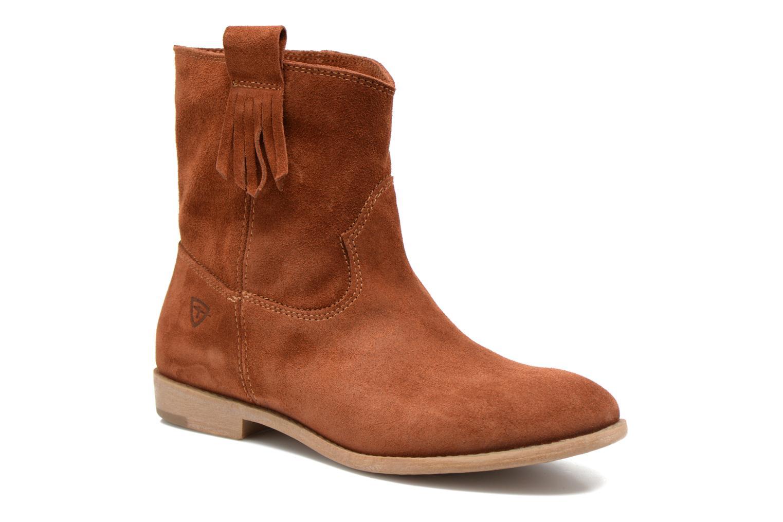 Bottines et boots Tamaris Selina Marron vue détail/paire