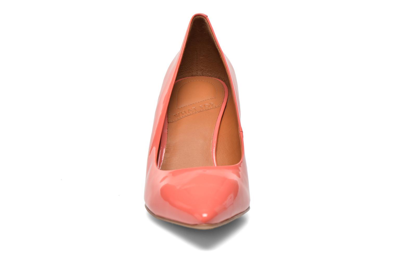Escarpins What For Kate Rose vue portées chaussures
