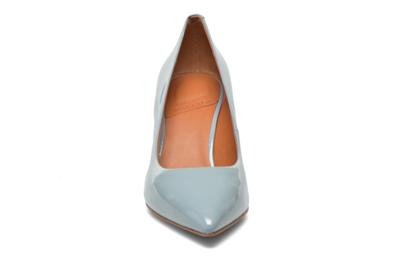Escarpins What For Kate Bleu vue portées chaussures