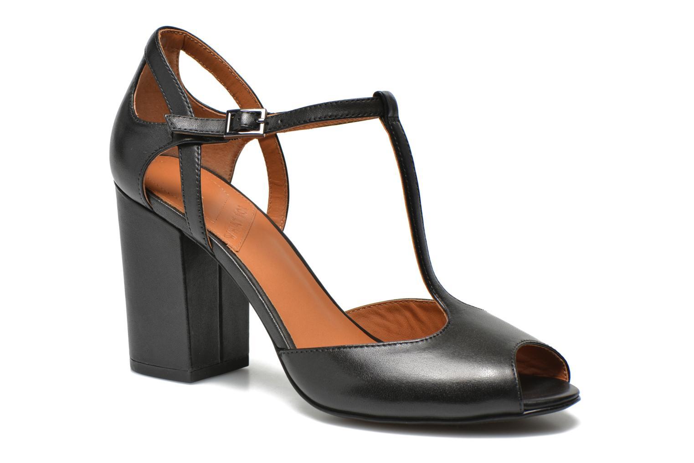 Sandales et nu-pieds What For Jimmy Noir vue détail/paire