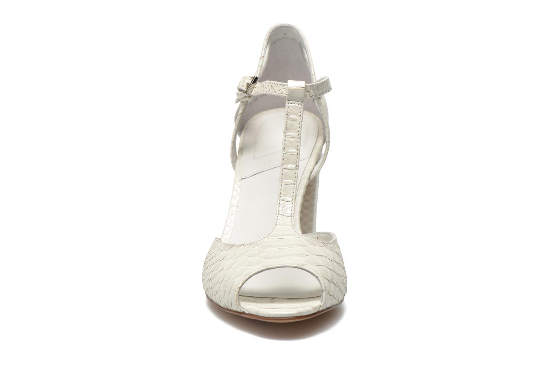 Sandales et nu-pieds What For Jimmy Blanc vue portées chaussures