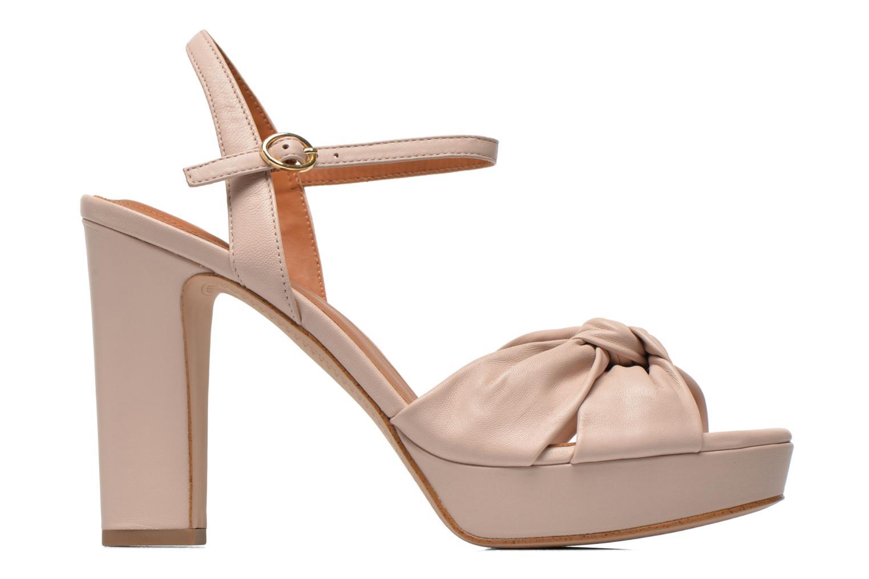 Sandales et nu-pieds What For Wane Rose vue derrière