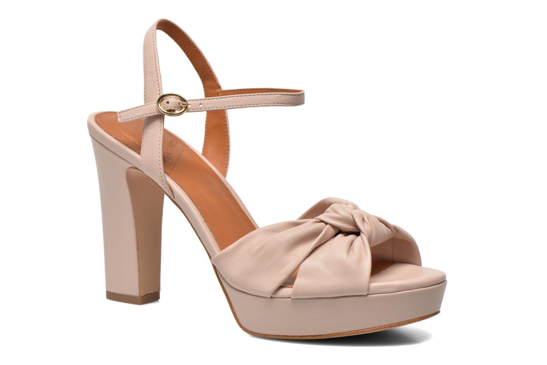 Sandales et nu-pieds What For Wane Rose vue détail/paire