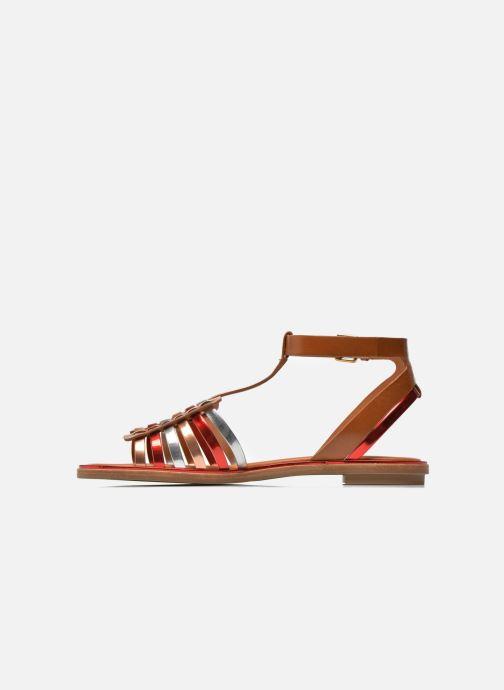 Sandali e scarpe aperte What For Pralie Multicolore immagine frontale