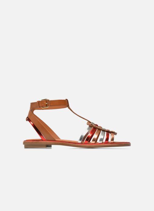 Sandali e scarpe aperte What For Pralie Multicolore immagine posteriore
