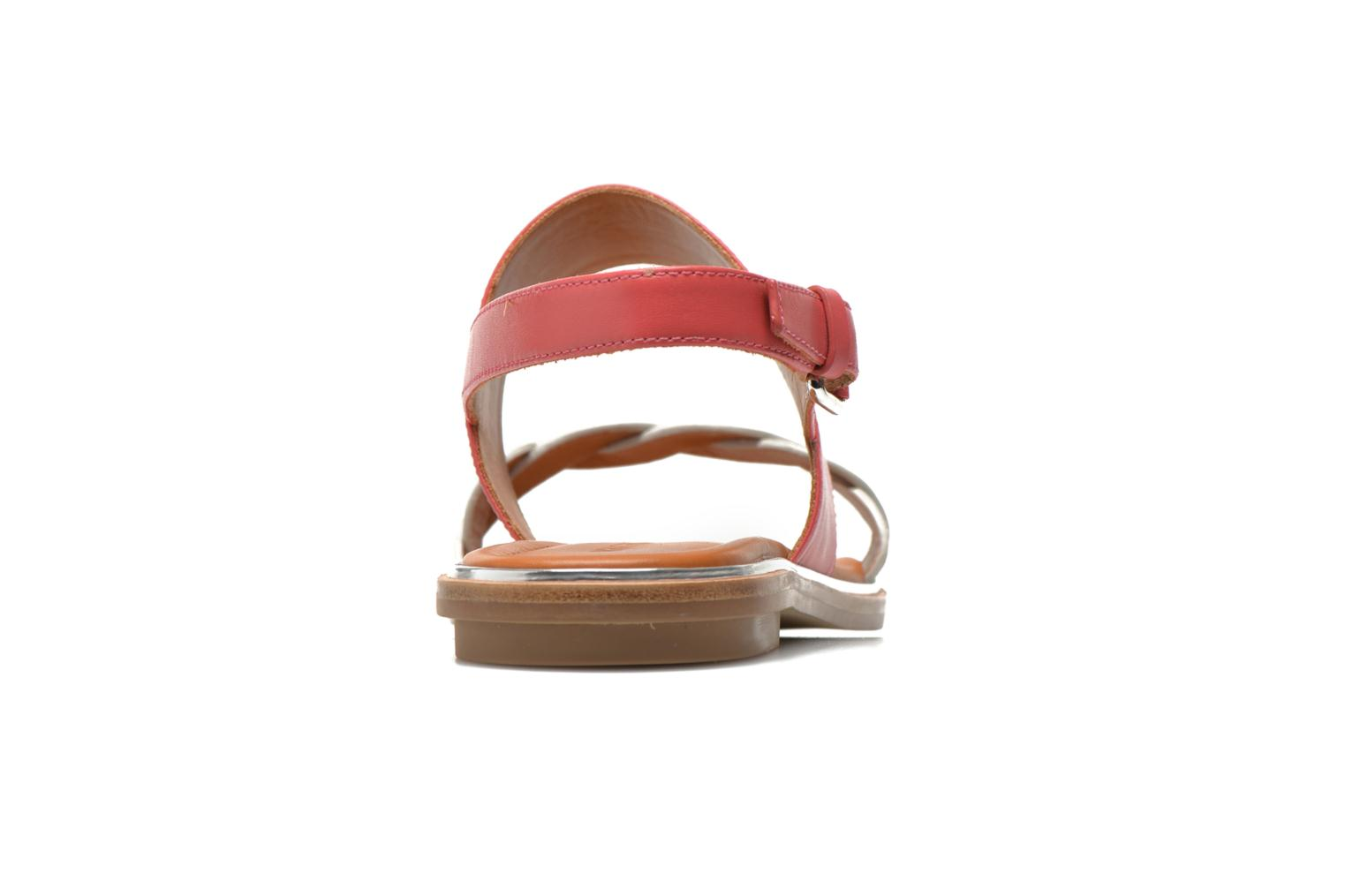 Sandalias What For Kimie Multicolor vista lateral derecha