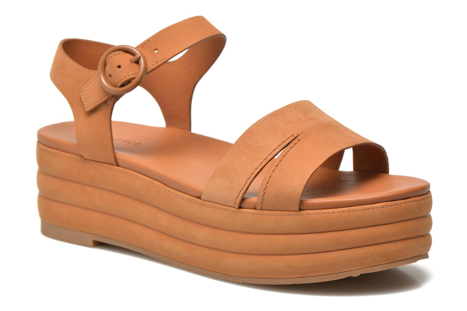 Sandals What For Kane Brown detailed view/ Pair view