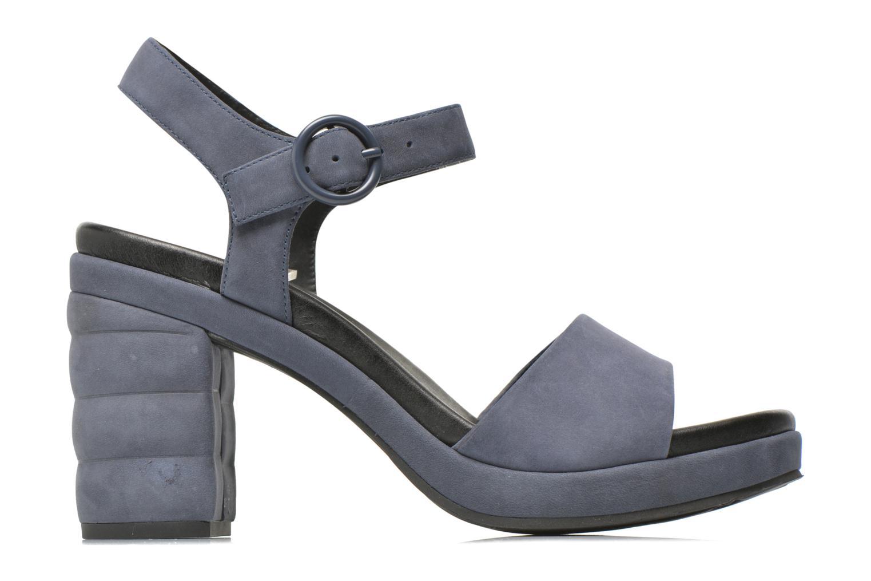 Sandales et nu-pieds What For Kanye Bleu vue derrière