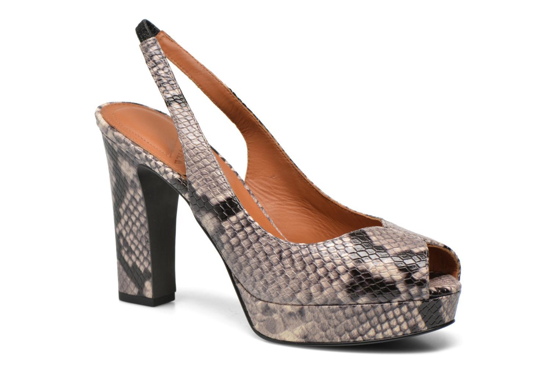 Sandales et nu-pieds What For Taveda Multicolore vue détail/paire