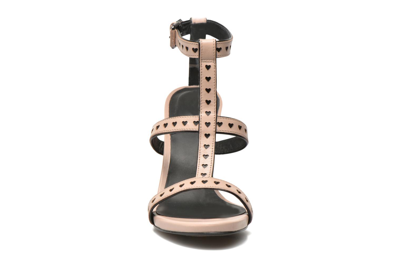 Sandales et nu-pieds What For Princess Rose vue portées chaussures