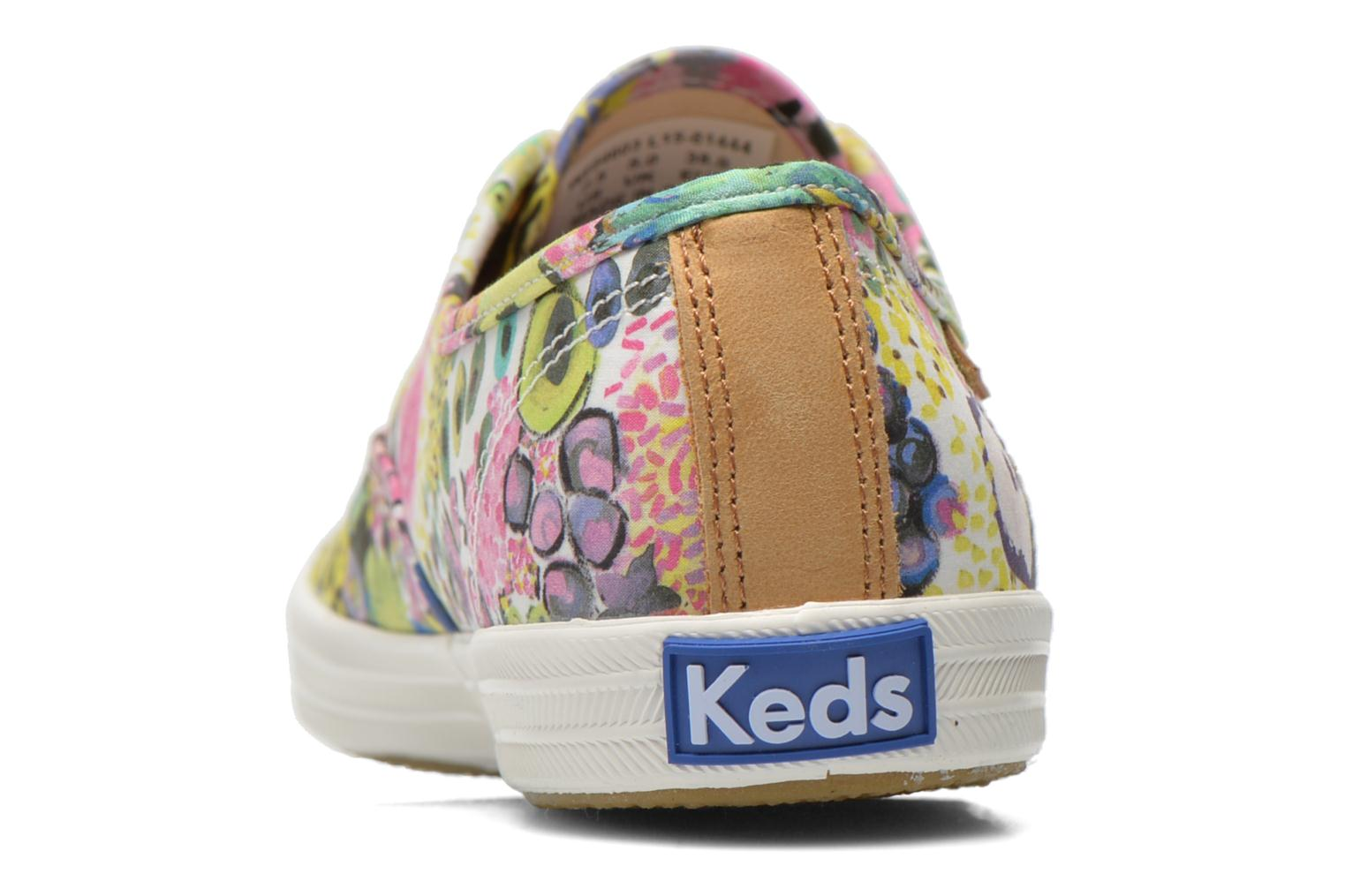 Trainers Keds Ch Liberty Floral Multicolor view from the right