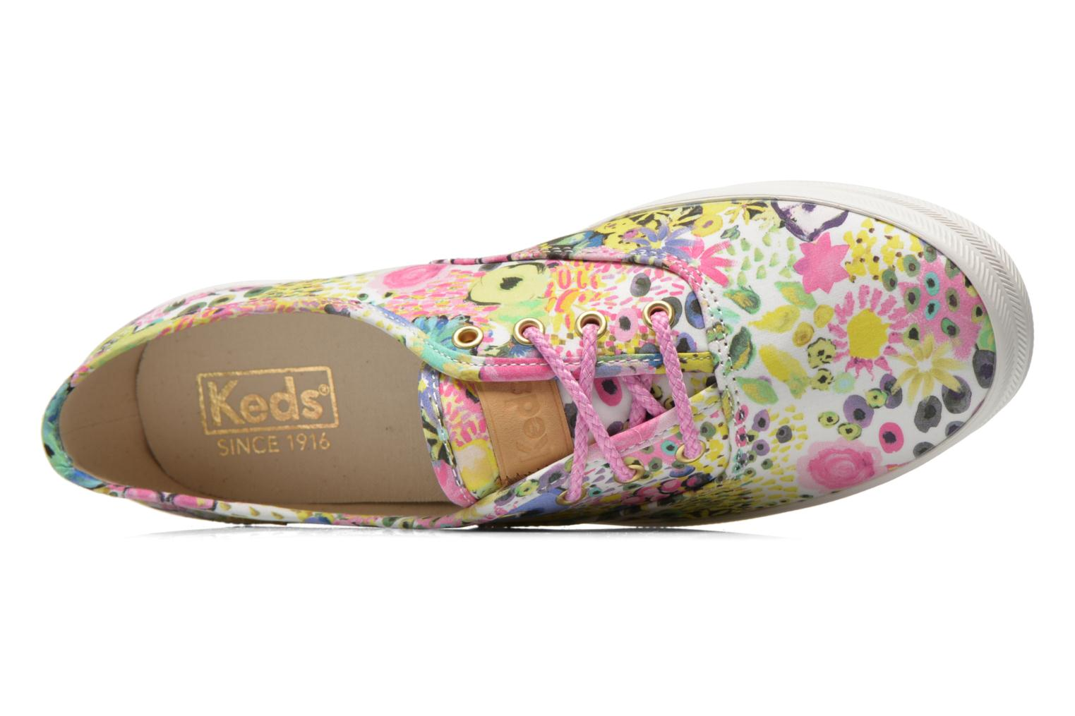 Trainers Keds Ch Liberty Floral Multicolor view from the left
