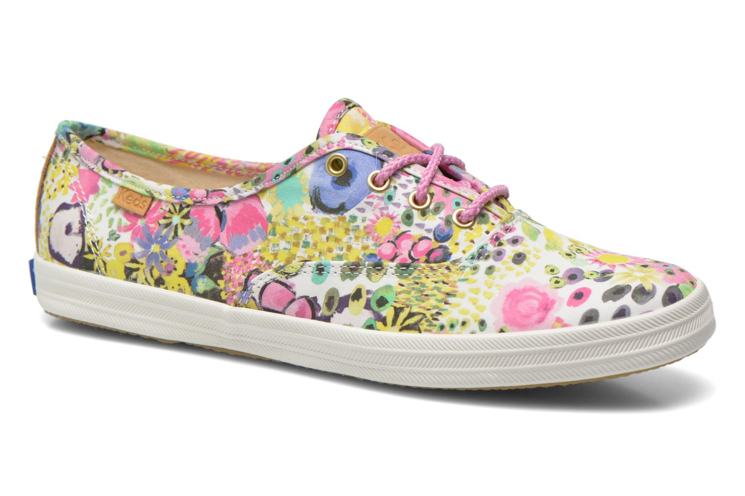 Trainers Keds Ch Liberty Floral Multicolor detailed view/ Pair view