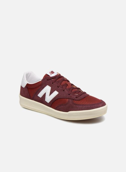 Trainers New Balance CRT300 Burgundy detailed view/ Pair view