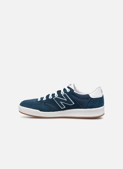 Baskets New Balance CRT300 Bleu vue face