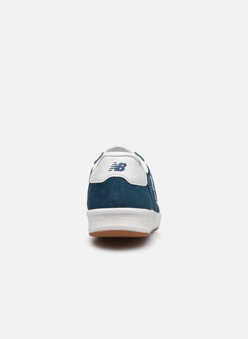 Baskets New Balance CRT300 Bleu vue droite