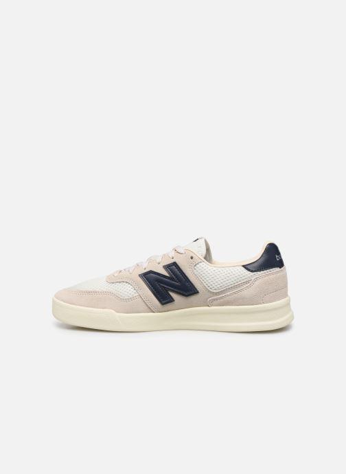 Sneakers New Balance CRT300 Beige voorkant