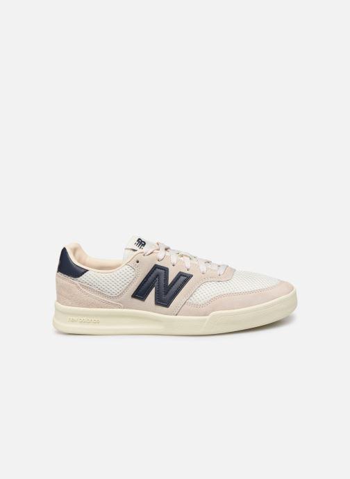 Sneakers New Balance CRT300 Beige achterkant