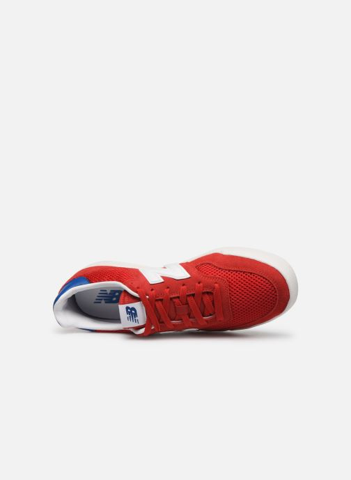 Baskets New Balance CRT300 Rouge vue gauche