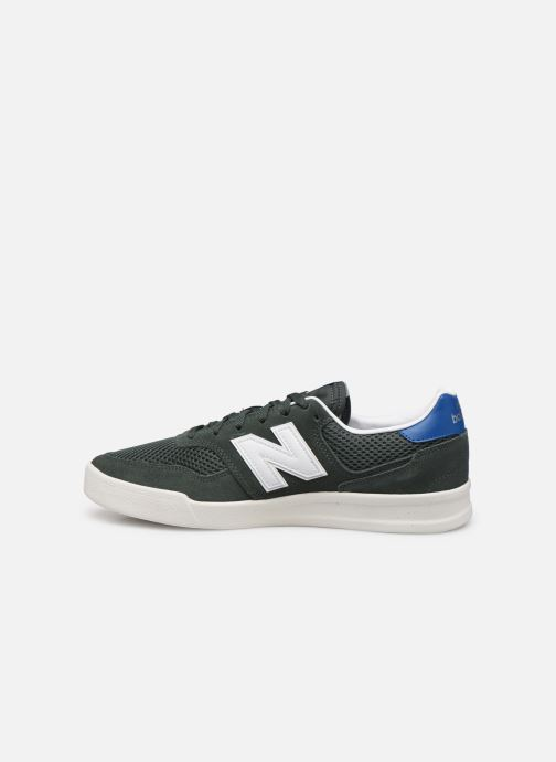 Baskets New Balance CRT300 Vert vue face