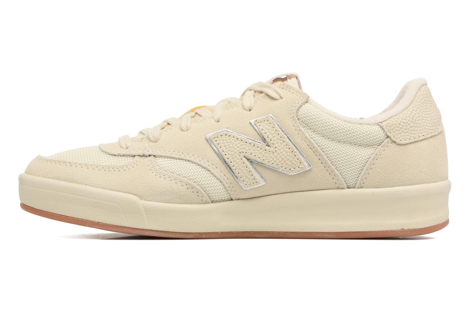 Sneakers New Balance CRT300 Wit voorkant