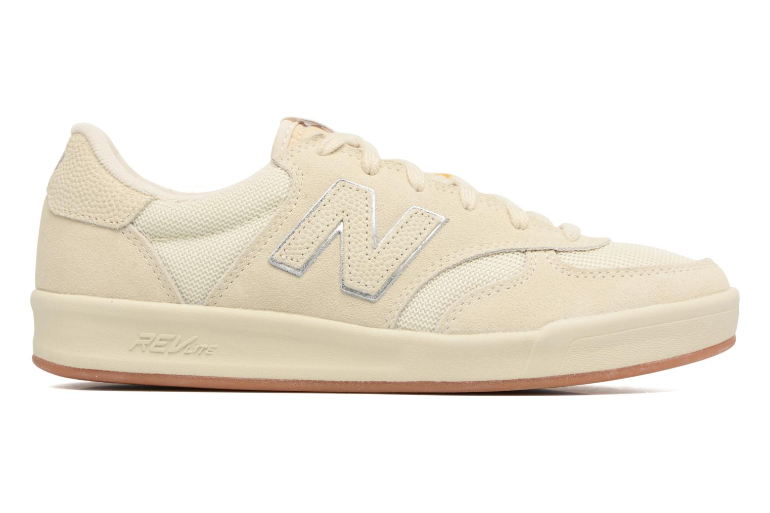 Sneakers New Balance CRT300 Wit achterkant