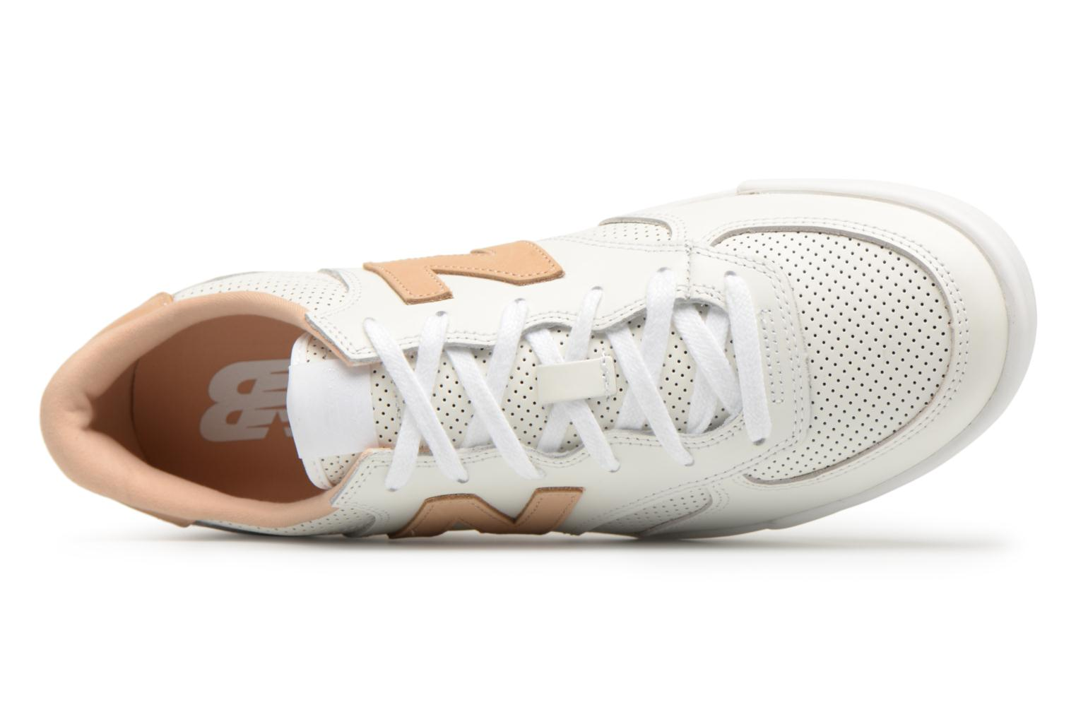 Trainers New Balance CRT300 White view from the left