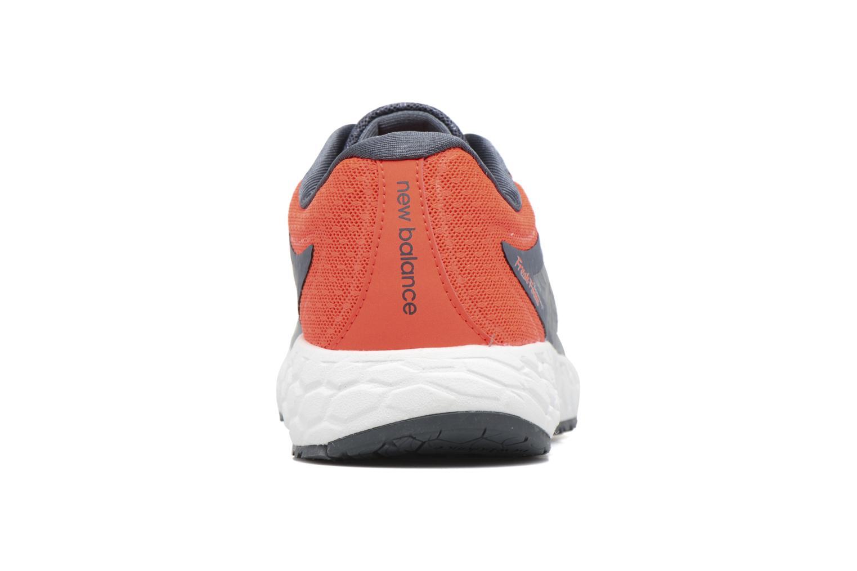 Chaussures de sport New Balance MBORA Gris vue droite