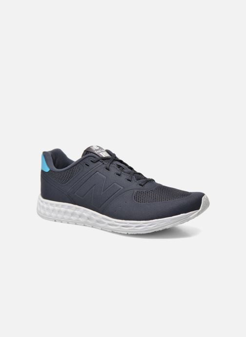 Trainers New Balance MFL574 Blue detailed view/ Pair view
