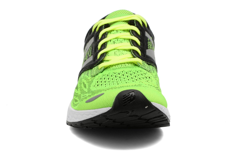 Chaussures de sport New Balance MZANT Vert vue portées chaussures