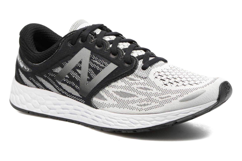 Chaussures de sport New Balance MZANT Blanc vue détail/paire