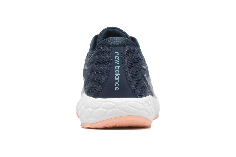 Chaussures de sport New Balance WBORA Bleu vue droite