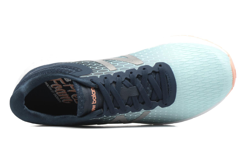 Chaussures de sport New Balance WBORA Bleu vue gauche