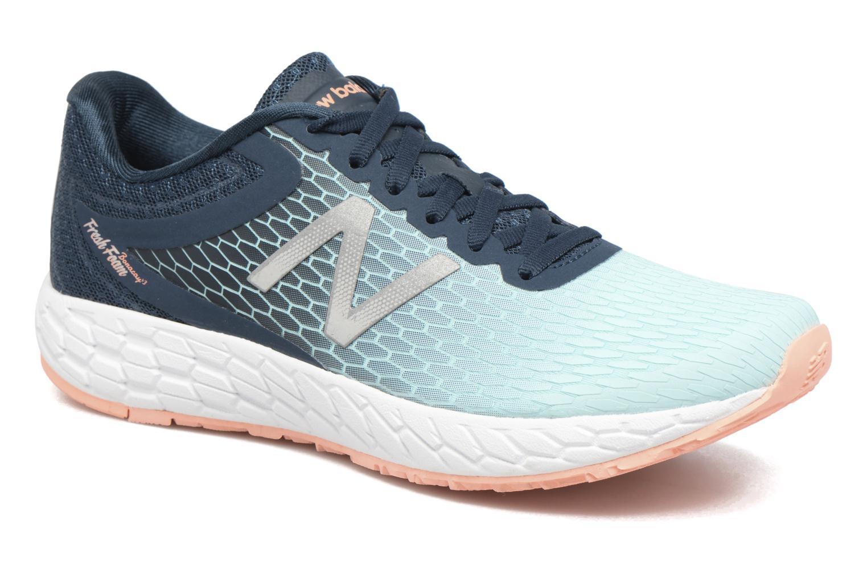 Chaussures de sport New Balance WBORA Bleu vue détail/paire