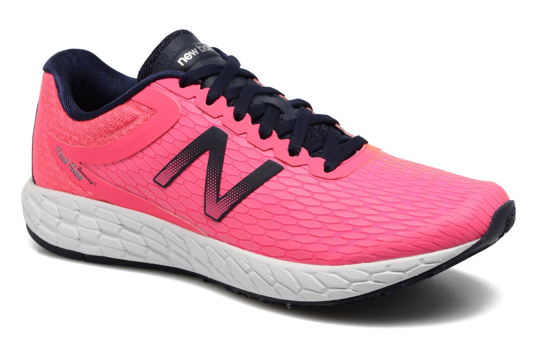 Chaussures de sport New Balance WBORA Rose vue détail/paire